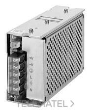 FUENTE ALIMENTACION 100W/5V/20A CARRIL DIN con referencia 249080 de la marca OMRON.