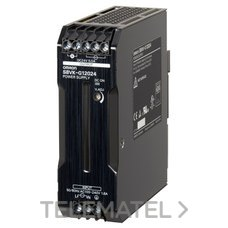 FUENTE ALIMENTACION S8VKG12024 120W/24V/5A con referencia 374869 de la marca OMRON.