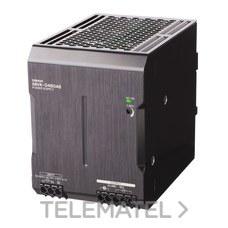 FUENTE ALIMENTACION S8VKG48048 480W/48V/10A con referencia 374873 de la marca OMRON.