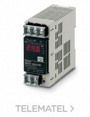 FUENTE ALIMENTACION S8VS06024B.1 60W/24V/2,5A con referencia 281059 de la marca OMRON.