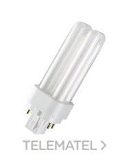 Lámpara DULUX D/E 26W/840 G24q-3 con referencia 4050300020303 de la marca OSRAM.