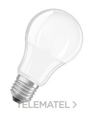 Lámpara PARATHOM VALUE CL A60 2700K mate con referencia 4052899326842 de la marca OSRAM.