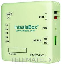INTERFAZ KNX PAW-RC2-KNX-1I PARA UNIDAD INTERIOR con referencia PAW-RC2-KNX-1I de la marca PANASONIC.
