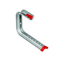 Soporte Omega Techo SPLUS para bandejas Rejiband® y Pemsaband®, de 200mm de ancho, en acero, acabado galvanizado caliente GC. con referencia 62032204 de la marca PEMSA.