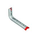 Soporte Omega Universal SPLUS para bandejas Rejiband® y Pemsaband® montaje pared/techo, de 200mm de ancho, en acero, acabado galvanizado caliente GC. con referencia 62031204 de la marca PEMSA.
