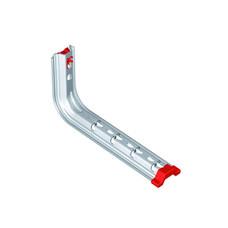 Soporte Omega Universal SPLUS para bandejas Rejiband® y Pemsaband® montaje pared/techo, de 200mm de ancho, en acero inoxidable AISI 304. con referencia 62051204 de la marca PEMSA.