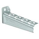 Soporte reforzado RPLUS para bandejas Rejiband®, Pemsaband® y Megaband® de 400mm de ancho, en acero, acabado galvanizado caliente GC. con referencia 62035403 de la marca PEMSA.