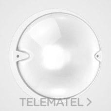Aplique CHIP TONDO 30 E27 blanco con referencia 005821 de la marca PERFORMANCE IN LIGHTING.