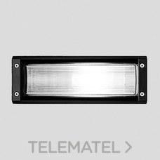 Luminaria exterior empotrable INSERT2 1x18W 2G11 negro con referencia 007365 de la marca PERFORMANCE IN LIGHTING.