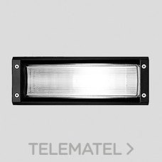 Luminaria exterior empotrable INSERT2 1x60W E27 negro con referencia 007357 de la marca PERFORMANCE IN LIGHTING.