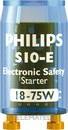 Cebador S-10 electrónico con referencia 76497326 de la marca PHILIPS.