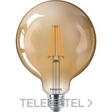 PHILIPS 81437600 Lámpara CLA LED BULB D 8-50W G120 E27 822 Gold