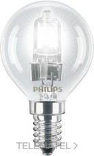PHILIPS 83144304 Lámpara Ecoclassic30 esférica 18W E14 230V