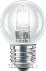PHILIPS 83138204 Lámpara Ecoclassic30 esférica 18W E27 230V