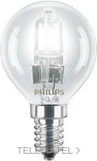 PHILIPS 83146704 Lámpara Ecoclassic30 esférica 28W E14 230V