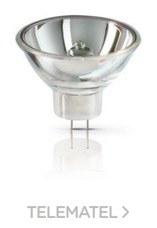 PHILIPS 40973760 Lámpara halógena fibra óptica 6834FO 100W