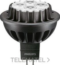 PHILIPS 51536500 Lámpara Master LED SpotLV 8-50W 27K MR16 36D