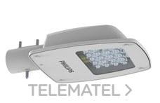 LUMINARIA QUIJOTE BRP400 LED54-4S/740 40,3W con referencia 11013000 de la marca PHILIPS.