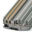 Borne Push-in enchufable 0,2mm²-6mm² 6,2mm GY con referencia 3211991 de la marca PHOENIX CONTACT.