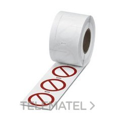 Señal de prohibición PML-P100 (D50)R CUS con referencia 1014227 de la marca PHOENIX CONTACT.
