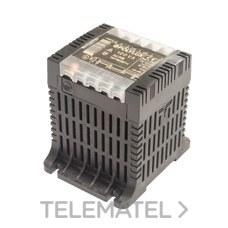 POLYLUX PD63 Transformador monofásico SERIE P 115/230V 63VA IP20
