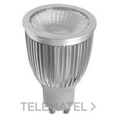 LAMPARA DICROICA ANTIGLARE LED 3000K GU10 6W con referencia 978071 de la marca PRILUX.
