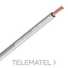 CABLE AFUMEX PANEL FLEXIBLE H07Z-K 1mm2 con referencia 20048202 de la marca PRYSMIAN.