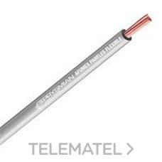 CABLE AFUMEX PANEL FLEXIBLE H07Z-K 1x1,5 con referencia 20048201 de la marca PRYSMIAN.