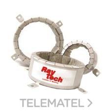 ARO INOXIDABLE RELLENO INTUMESCENTE TUBO DIAMETRO 250 con referencia FSC14 de la marca RAYTECH.