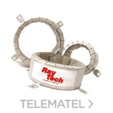 ARO INOXIDABLE RELLENO INTUMESCENTE TUBO DIAMETRO 40 con referencia FSC11 de la marca RAYTECH.