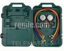 ANALIZADOR 2 VIA R-22/407/410 CON MANGUITO con referencia 022.02.4022 de la marca REMLE.
