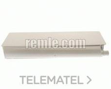 REMLE 472.00.0039 Caja empotrable con desagüe reversible 392x134x55mm