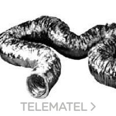 CONDUCTO PHONIWEST DIAMETRO 127mm ALUMINIO (CAJA 10m) con referencia 492.00.0103 de la marca REMLE.