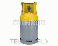 REMLE 025.02.0030 Envase vacío refrigerante 27l 33-47bar