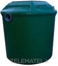 Desarenador cisterna 21000l con referencia DES21000 de la marca REMOSA.