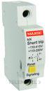 Bobina de disparo 48VDC para aparamenta modular con referencia SGBAMX48D de la marca RETELEC.
