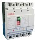 Interruptor en caja moldeada ajuste electromecánico 4P 36kA 80-100A con referencia SGM3S-160L-4-100 de la marca RETELEC.