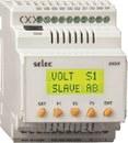 Mini PLC modular con HMI y RTC entradas 8 PNP salidas 5 relé RS485 maestro wxpandible 180-270 con referencia DIGIX-1-1-1-230V de la marca RETELEC.