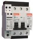 Protector combinado sobretensiones 2P 40A permanentes+transitorias Clase C 30Ka Imáx EN50550 con referencia PCSPT2C40 de la marca RETELEC.