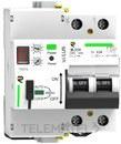 Reconectador interruptor magnetotermico 3P 40A con referencia MT51R3C40 de la marca RETELEC.