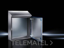 Armario compacto HD 1 puerta 610x650x769mm Hygienic Design con referencia 1310600 de la marca RITTAL.