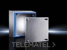 Caja para bornes HD 400x300x120 inoxidable Hygienic Design con referencia 1676600 de la marca RITTAL.