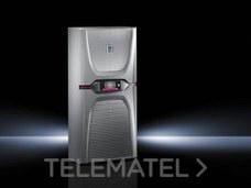 Refrigerador mural Blue e+ potencia de refrigeración total 1,60kW 1600W con referencia 3185830 de la marca RITTAL.