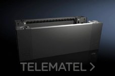Zócalo frontal/trasero VX 600x200mm con referencia 8620022 de la marca RITTAL.