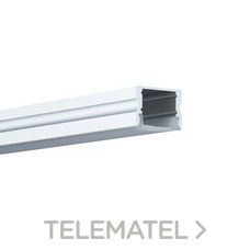 ROBLAN LEDAP1417100 Perfil AP1417 14x17mm 100cm aluminio