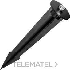 ROBLAN SPIKE3050 Pincho de suelo para proyectores de 30W y 50W TC negro