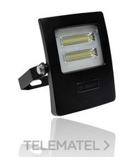 ROBLAN DMHL30BF Proyector LED D SMD 30W 4100K 2850lm negro