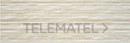 Baldosa decorada HABITAT 4 crema mate de 20x60cm con referencia RO020216551 de la marca ROCERSA.