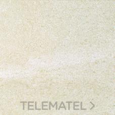 Baldosa HABITAT crema mate de 31,6x31,6cm con referencia RO010113391 de la marca ROCERSA.