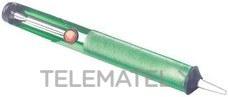 BOMBA DESOLDADURA 190mm ESTANDAR ALUMINIO BOQUILLA TEFLON con referencia 479-4197 de la marca RS PRO.